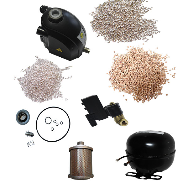 Service and Spare Parts for Air Dryers and Condensate Technology